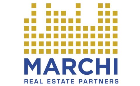 Marchi Real Estate Partners Logo Creative Mind Consulting Group